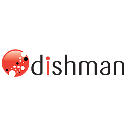 Dishman logo