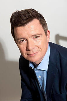 Rick Astley - Photography portfolio, SemiStone Media, Chichester, West Sussex
