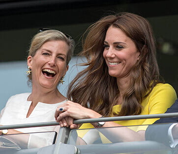 Sophie Wessex and Kate Middleton - Photography portfolio, SemiStone Media, Chichester, West Sussex