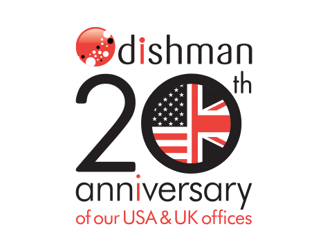 Logo Design for Dishman, Chichester, West Sussex