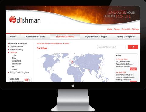 Web design, Chichester, West Sussex